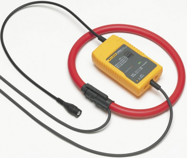 Flexible Current Clamp : Fluke i s flex flexible ac current probe inch length
