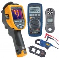 Fluke TIS50-9HZ Thermal Imager Kit - Includes FREE Products with Purchase