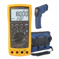 Fluke 787B-KIT4 Process Meter Kit - Includes R2001 Infrared Thermometer & the R9999 Industrial Tool Bag FREE-