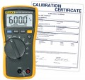 Fluke 114/EFSP-NIST True RMS Multimeter,-