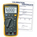 Fluke 115-NIST True RMS Digital Multimeter, -
