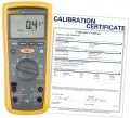 Fluke 1587 FC Insulation Multimeter with Calibration Certificate-