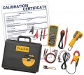Fluke 1587KIT/62MAX+ FC Electrical Troubleshooting Kit with Calibration Certificates-