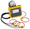 Fluke 1736 3-Phase Power Logger with Current Probes-