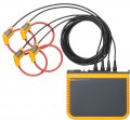 Fluke 1742/15/EUS Power Quality Logger W/ 24IN/60CM 1500A IFLEX, EUS Version-