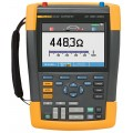 Fluke 190-062/AM/S ScopeMeter® Oscilloscope with SCC-290 kit-