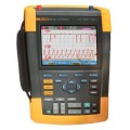 Fluke 190-102/AM/S ScopeMeter® Oscilloscope with SCC-290 kit-
