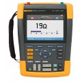 Fluke 190-202/AM/S ScopeMeter® Oscilloscope with SCC-290 kit-