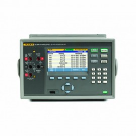 Fluke 2638A/05/C 120 Hydra Series III Data Acquisition System with accredited calibration-