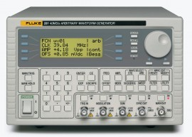 Fluke 281-U Arbitrary Waveform Generator and Manager, 40 MS/s, 1 Channel-