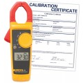 Fluke 323-NIST True RMS Clamp Meter, 400 A, -