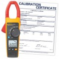 Fluke 375 FC True-rms AC/DC Clamp Meter with Calibration Certificate-