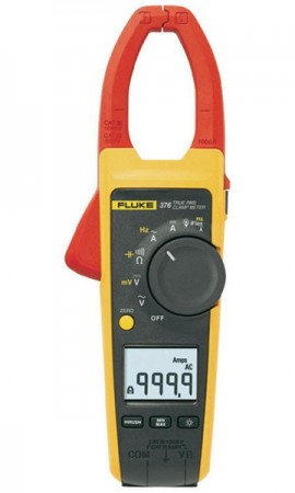 Fluke 376 True-RMS 1000A AC/DC Clamp Meter with iFlex-