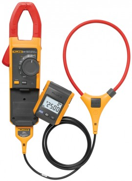 Fluke 381 Remote Display True RMS AC/DC Clamp Meter with iFlex-