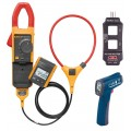 Fluke 381 Remote Display True RMS AC/DC Clamp Meter Kit - Includes FREE Products with Purchase-