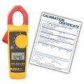 Fluke 324-NIST True RMS Clamp Meter, -