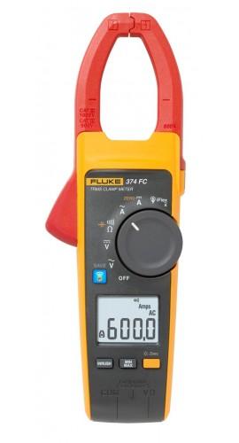 Fluke Meters Clamp On Sale : Fluke fc trms ac dc clamp meter a v