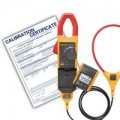 Fluke 381-NIST Remote Display True RMS AC DC Clamp Meter,  -