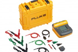 Fluke 1555 FC Kit w/IR3000 10 kV Insulation Tester Kit with IR3000 FC Connector-