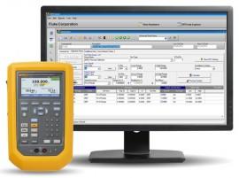Fluke FLUKE-729/750SW BU 729 Automatic Pressure Calibrator and DPC/TRACK2  Software Bundle