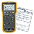 Fluke 117/EFSP-NIST TRMS Multimeter with VoltAlert, -