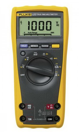 fluke 177 true rms digital multimeter 0 09 rh fluke direct com fluke 177 true rms digital multimeter manual Fluke 177 Parts List