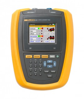 Fluke 830 Shaft Laser Alignment Tool, 64 MB RAM, 64 MB flash
