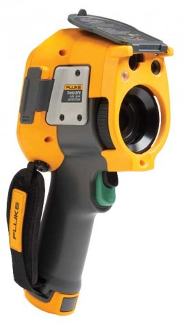 Fluke Ti450 SF6 Gas Leak Detector and Infrared Camera-