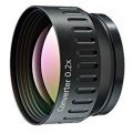 Fluke Xlens/Macro1 Infrared Lens, 0.2X, 30mm Focal Distance-