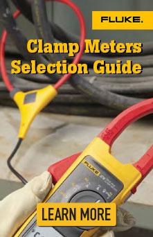 Fluke 376 FC True RMS AC/DC Clamp Meter with iFlex